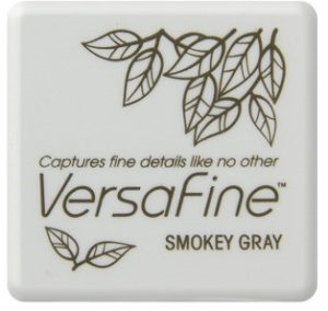 Versafine Ink Pad Mini - Smokey Grey